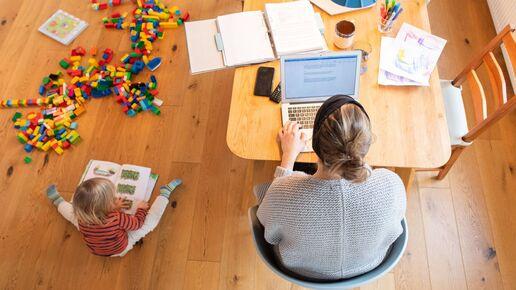 Mental Load: Warum Arbeit im Homeoffice stressiger ist