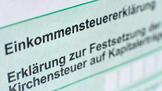 Elektronische Übermittlung der Steuererklärung