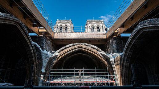 Brandruine: Wiederaufbau von Notre-Dame kann beginnen