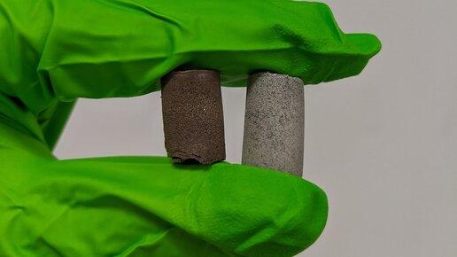 Fester als Beton: Baustoff aus Blut, Staub und Urin entwickelt