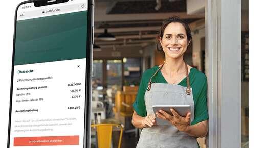 FYRST und abcfinance: Factoring für Freelancer und Kleinunternehmer