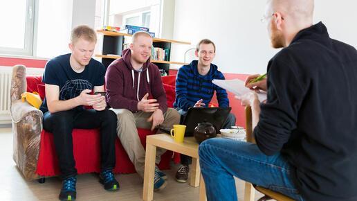 Wintersemester in Präsenz: Zehntausende warten auf Wohnheimplatz