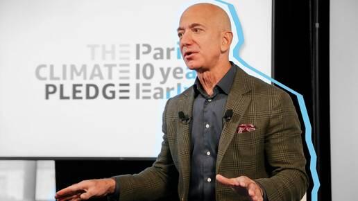 Jeff Bezos: So bleibt er auch bei Hatern gelassen