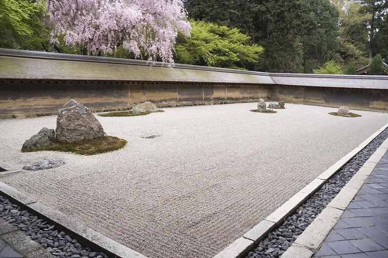 https://en.wikipedia.org/wiki/Japanese_rock_garden?source=po