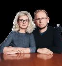 Anna Stania und Nils Schnell